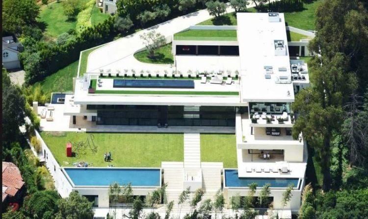 Дома знаменитостей: загляните внутрь самых дорогих домов в мире