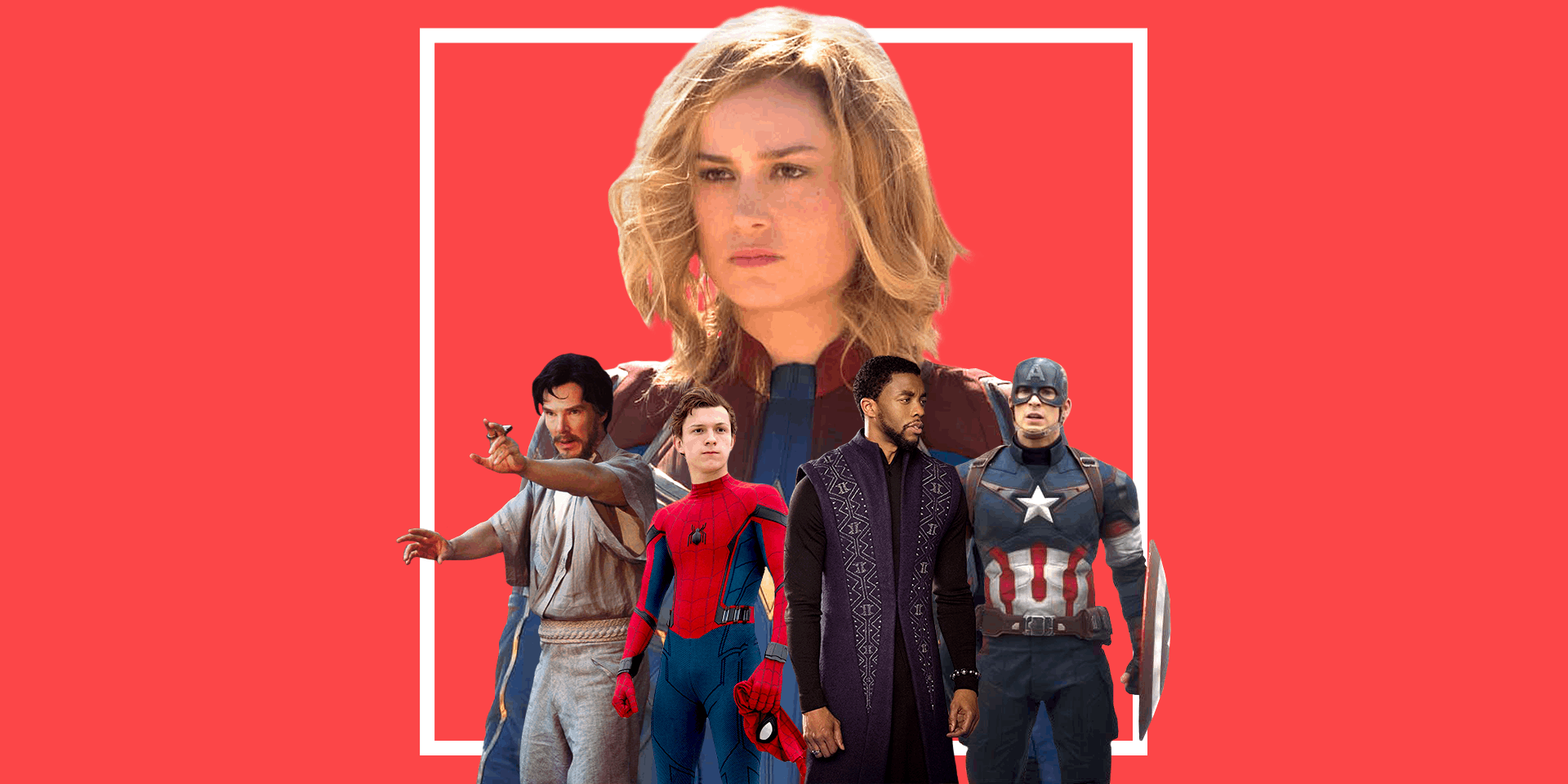 The Best Superhero Movies from the MCU